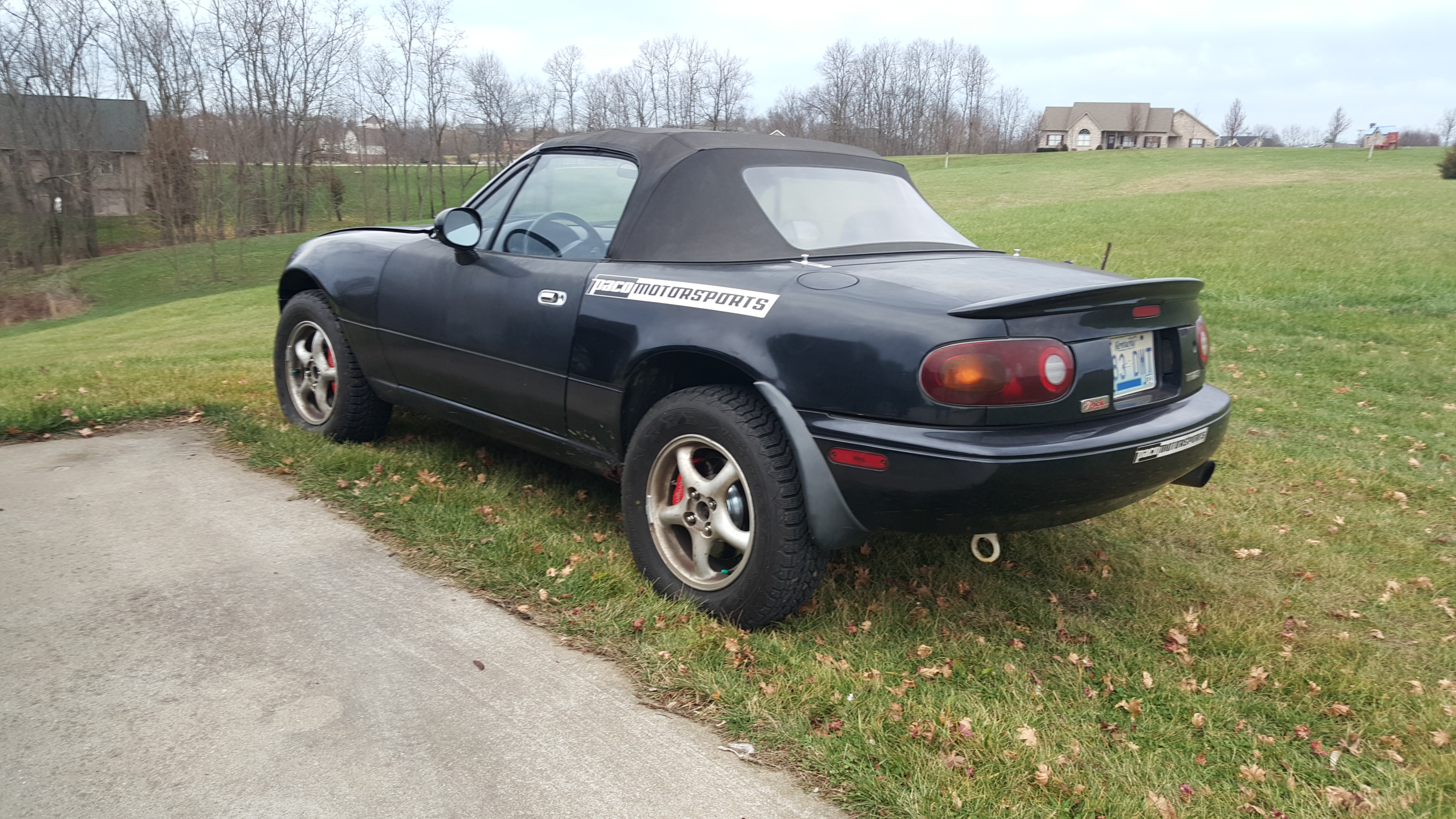 Miata What This Crappy Car Can Do