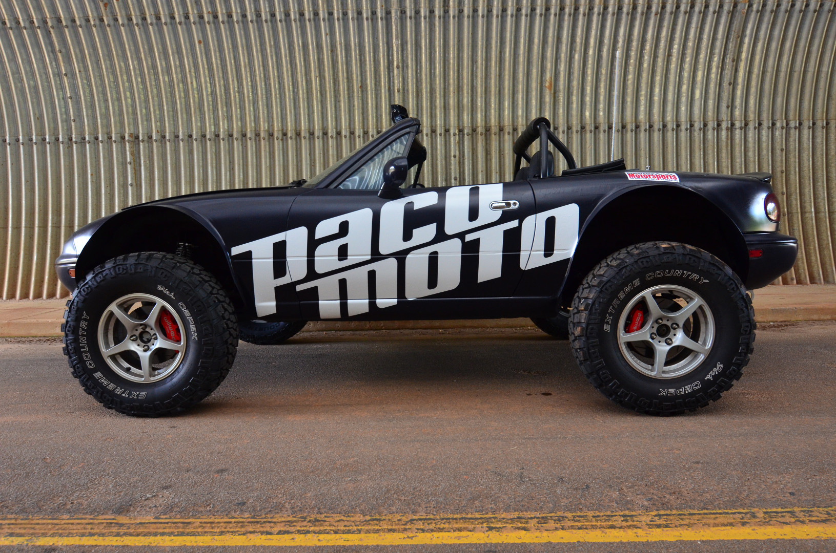 Offroadster | Paco Motorsports