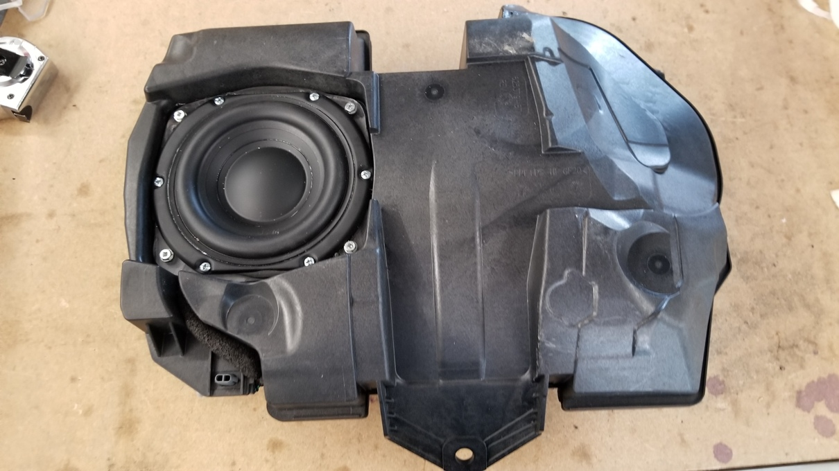 Nd Bose Mods Paco Motorsports 200 Amp Sub Panel Wiring Diagram Peerless In Place Of The Factory
